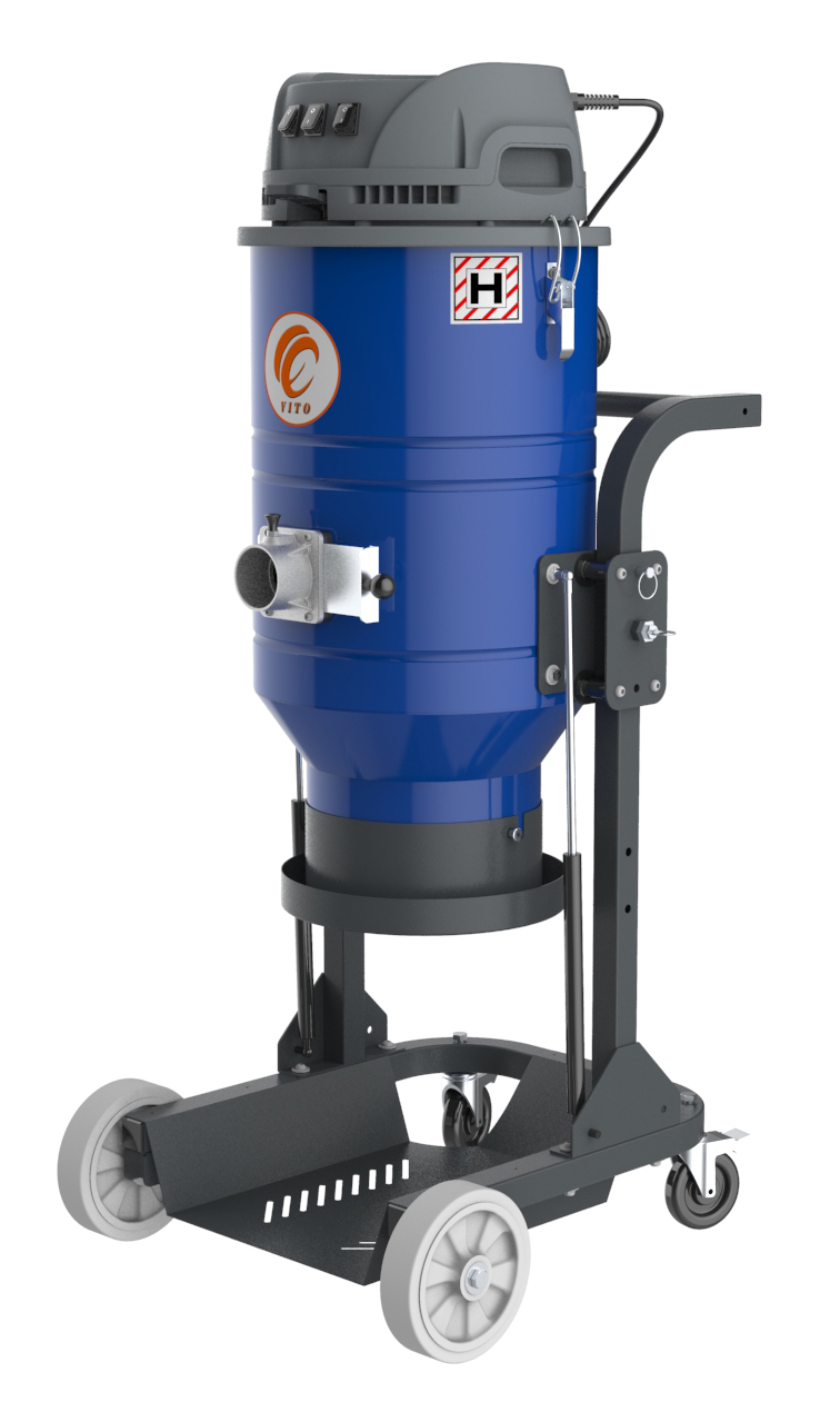 K3 Single phase continuous bagging system industrial vacuum